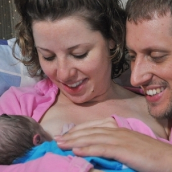 Nascimento do Lucca: Parto Domiciliar em Maringá