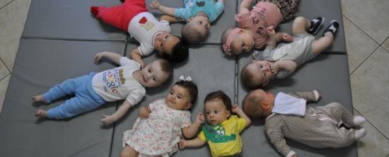 Vivências Mães e Bebês