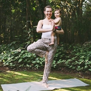 Yoga Mãe-Bebê